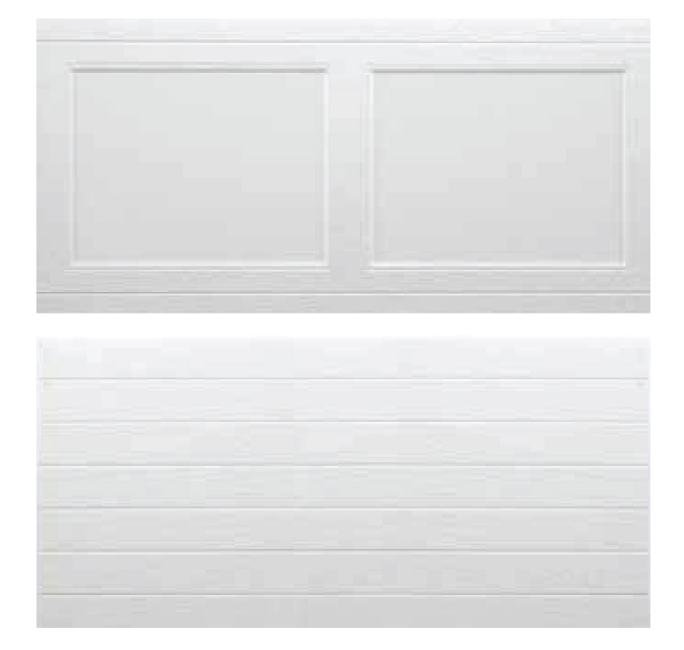 Insulated Door Panel