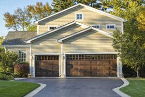 Residential Garage Doors with Windows