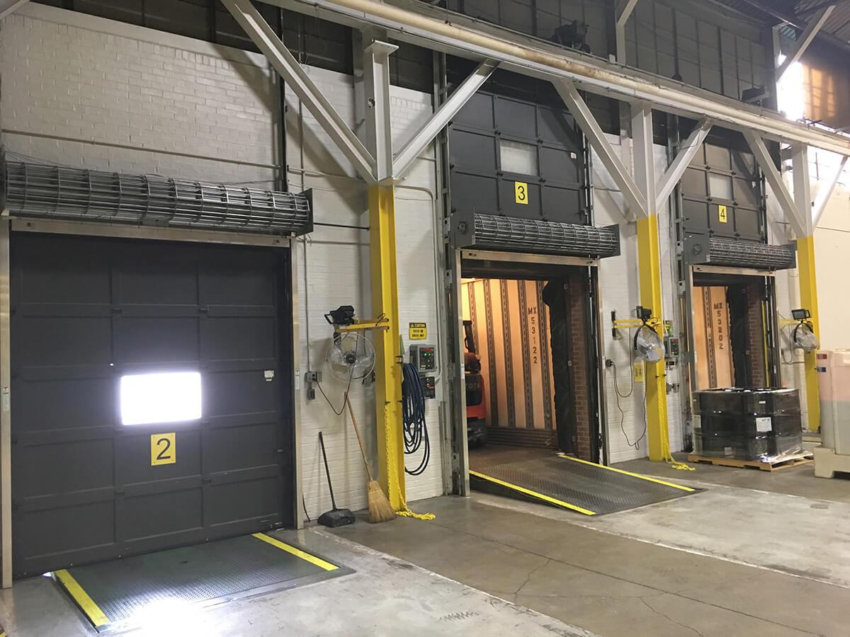 Commercial Garage Door Service In Wichita Reddi Overhead